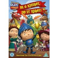 Mike The Knight - Be A Knight, Do It Right DVD