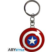 Marvel - Shield Captain America 3D Keychain