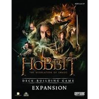 The Hobbit The Desolation of Smaug Deck-Building Game Expansion Pack
