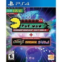 Pac-Man Championship Edition 2 + Arcade Series PS4 Game (#)