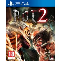 Attack On Titan 2 (A.O.T) Wings Of Freedom PS4 Game