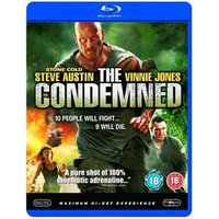 Condemned Blu-ray