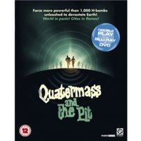 Quatermass And The Pit Double Play Blu-ray and DVD