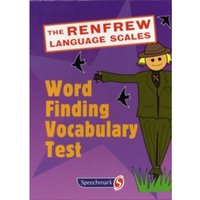 Word Finding Vocabulary Test