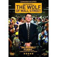 'The Wolf Of Wall Street Dvd
