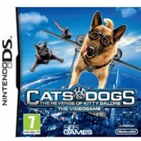 Cats And Dogs The Revenge of Kitty Galore Game