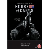 House of Cards Season 2 DVD & UV Copy