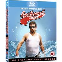 Eastbound and Down HBO Season 3 Blu-ray
