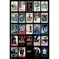 James Bond - Movie Posters Maxi Poster