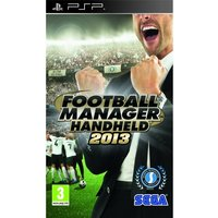 Football Manager 2013 Game