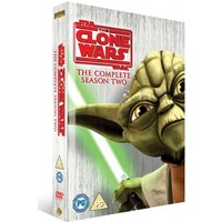 Star Wars - Clone Wars - Season 2 DVD
