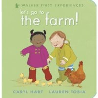 Let's Go to the Farm! by Caryl Hart (Hardback, 2017)