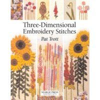 Three-Dimensional Embroidery Stitches
