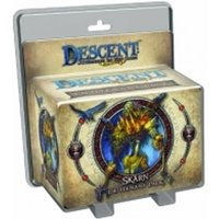 Descent Journeys Into The Dark 2nd Edition Skarn Lieutenant Pack Board Game