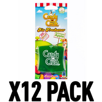 Delicious Apple (Pack Of 12) Candy Crush Air Freshener