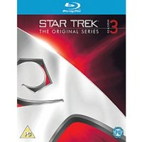 Star Trek The Original Series Season 3 Blu-ray