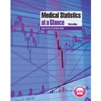 Medical Statistics at a Glance 3E by Aviva Petrie, Caroline Sabin (Paperback, 2009)