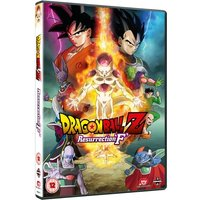 Dragon Ball Z: Resurrection F DVD