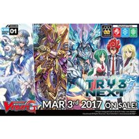 CardFight! Vanguard Character Booster TRY 3 NEXT (12 packs)