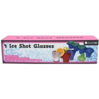 Thumbs Up Ice Shot Glasses - 4 Pack