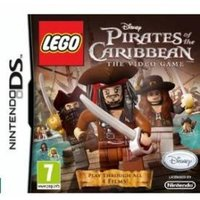 Ex-Display Lego Pirates Of The Caribbean Game