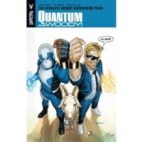 Quantum and Woody Volume 1: The World's Worst Superhero Team TP