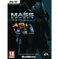 Ex-Display Mass Effect Trilogy Compilation Game