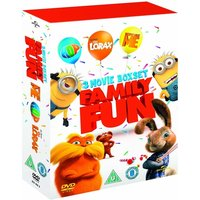 Hop / The Lorax / Despicable Me DVD