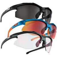 Bliz Velo XT Grey/Black ULS/Photochromic w Red Multi
