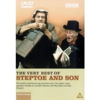 The Very Best of Steptoe and Son DVD