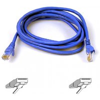 Belkin 3m High Performance Category 6 UTP Patch Cable (Blue)