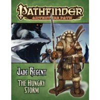 Pathfinder Adventure Path: Jade Regent Part 3 -  The Hungry Storm by Jason Nelson (Paperback, 2011)