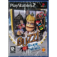 Buzz! Brain Of The World Solus Game
