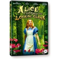 Alice Through The Looking Glass DVD