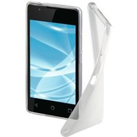 Hama Crystal Cover for Wiko Sunny 2, transparent