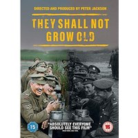 They Shall Not Grow Old DVD
