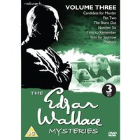 Edgar Wallace Mysteries: Volume 3 (1962) DVD