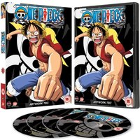 One Piece Collection 1 Episodes 1-26 DVD