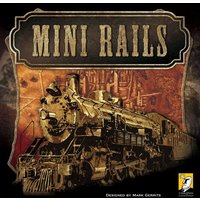 Mini Rails Board Game
