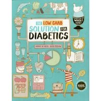 Type 1 and Type 2 Diabetes Cookbook : Low carb recipes for the whole family
