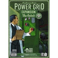 Power Grid The Robots Expansion Board Game