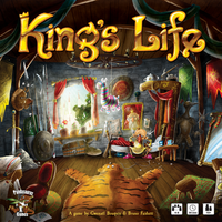 King's Life Board Game