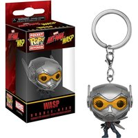 Wasp (Ant-Man and The Wasp) Funko Pop! Bobble Head Vinyl Keychain