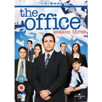 The Office: An American Workplace - Season 3 DVD