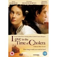 Love In The Time of Cholera DVD