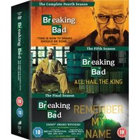 Breaking Bad: The Final Seasons 4-6 DVD
