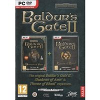 Baldur's Gate 2 II Shadows Of Amn Game