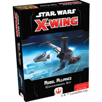Star Wars X-Wing Second Edition Rebel Alliance Conversion Kit Board Game