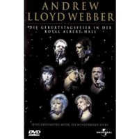 Andrew Lloyd Webber: Royal Albert Hall Celebration DVD