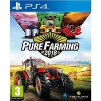 Pure Farming 2018 PS4 Game